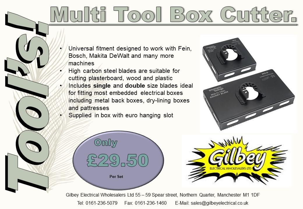 Tools - Box Cutter Blade